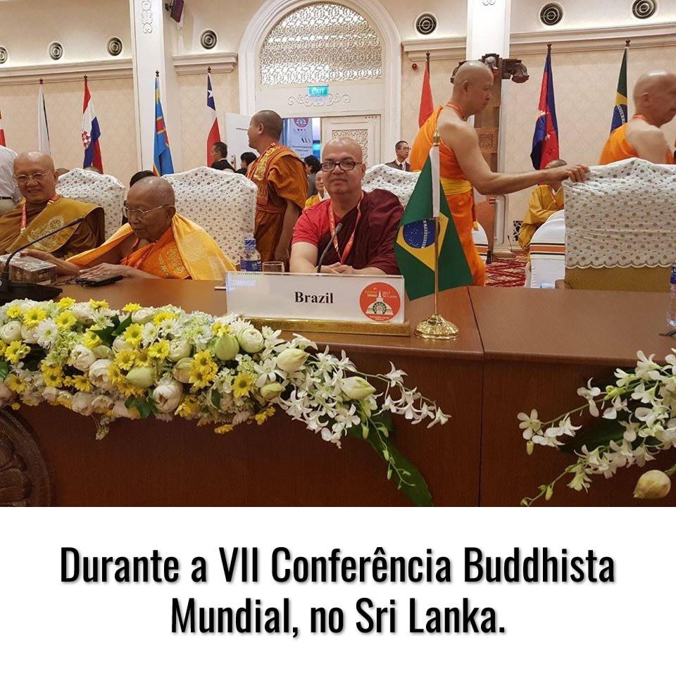 Conferencia Budista Mundial