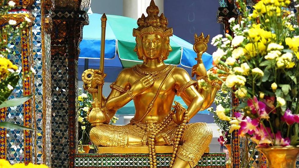 Existe Deus no Buddhismo?