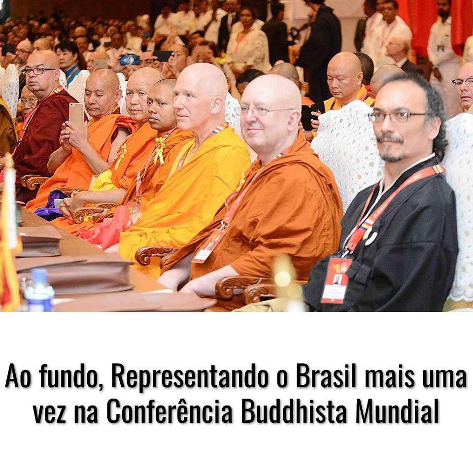 Conferência Budista Mundial