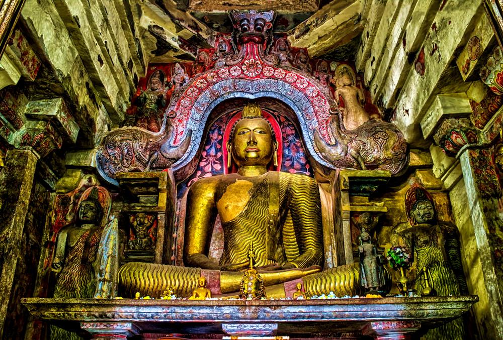 A IMPORTÂNCIA DO BUDDHA NO HINDUÍSMO