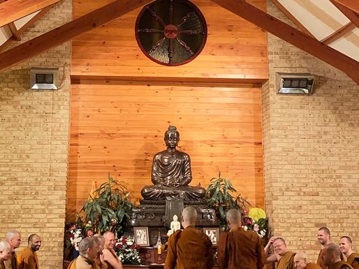 INTERESSE NO BUDISMO