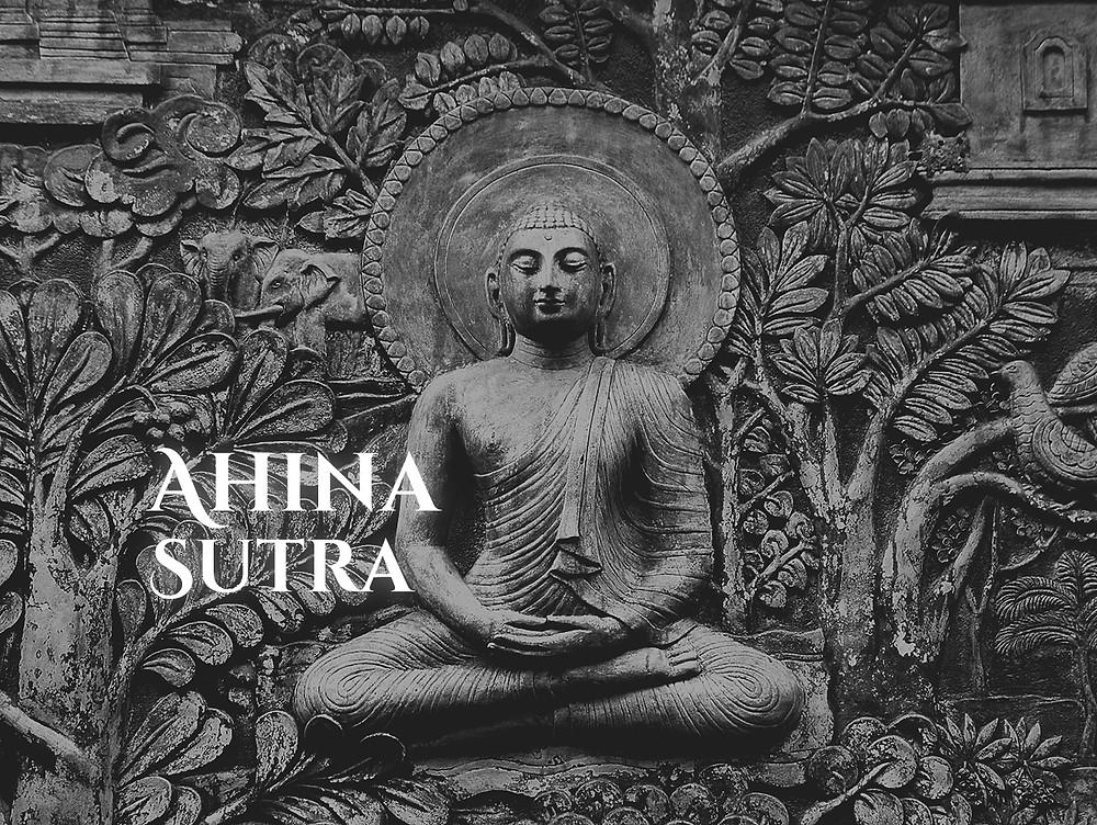 AHINA SUTRA: O ENSINAMENTO SOBRE UMA COBRA