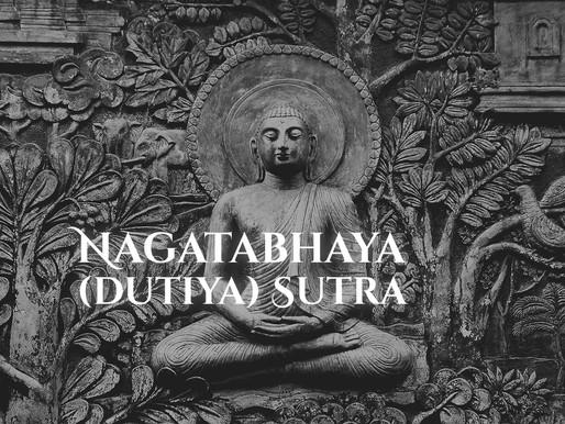 NAGATABHAYA (DUTIYA) SUTRA