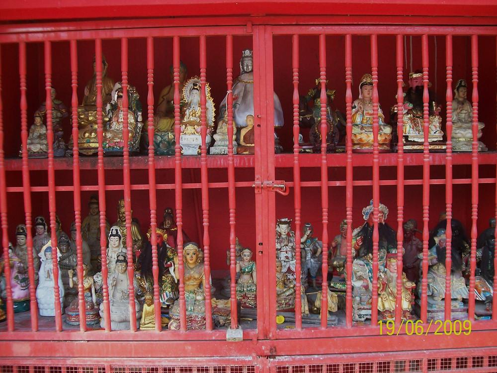 Deuses Taoístas e Hindús