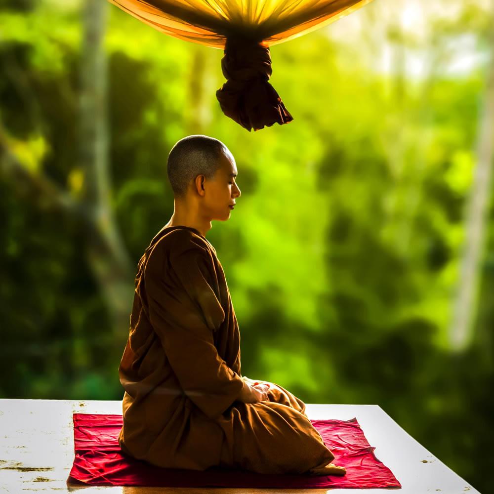 MEDITAÇÃO BUDDHISTA
