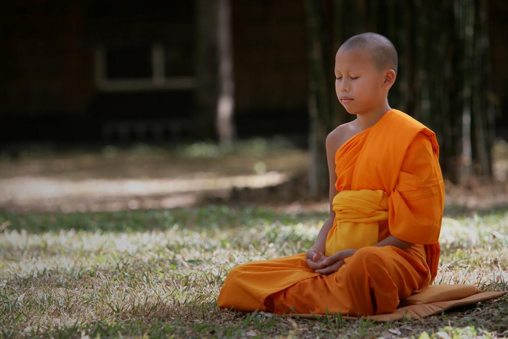 MEDITAÇÃO BUDDHISTA - COMO MEDITAR?