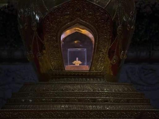 O DEDO DO BUDDHA • THE FINGER OF THE BUDDHA