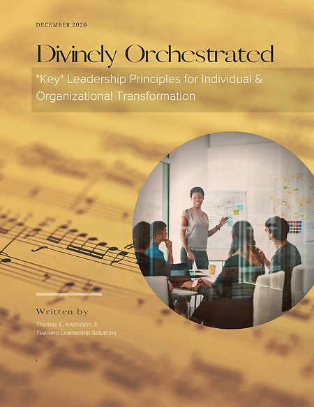Divinely Orchestrated_ Key Leadership Pr
