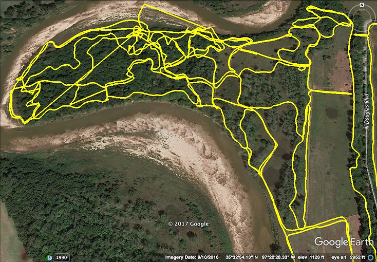 Trail Riding Oklahoma City