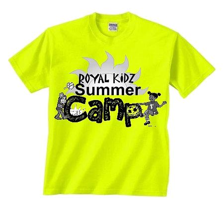 ROYAL KIDZ SUMMER SHIRT