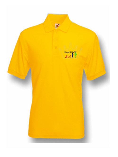 Yellow Polo Shirt
