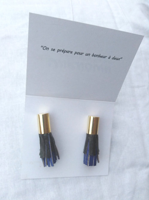 OZAN Noir-Bleu