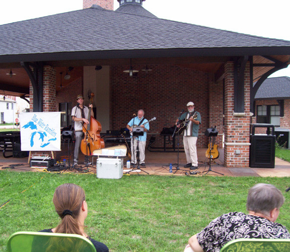 Concert at the Depot Community Center, Reed City, MI