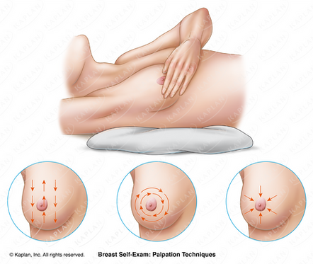 Breast Self-Palpation Techniques