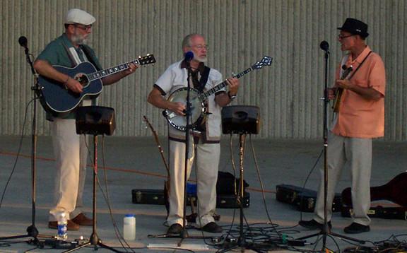 Concert at the Riverfront, Big Rapids, MI