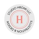 Studio Hromi LLC circular logo