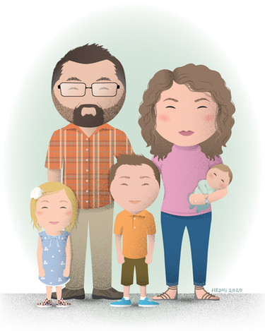 The Stahl Family