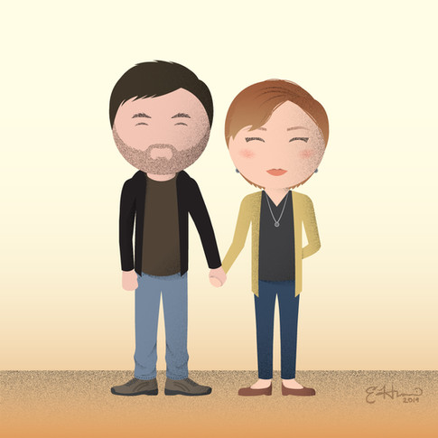Desi and Justin