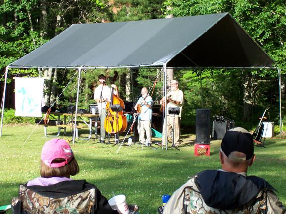 Camp 7 Campground, Hiawatha National Forest, Garden, MI