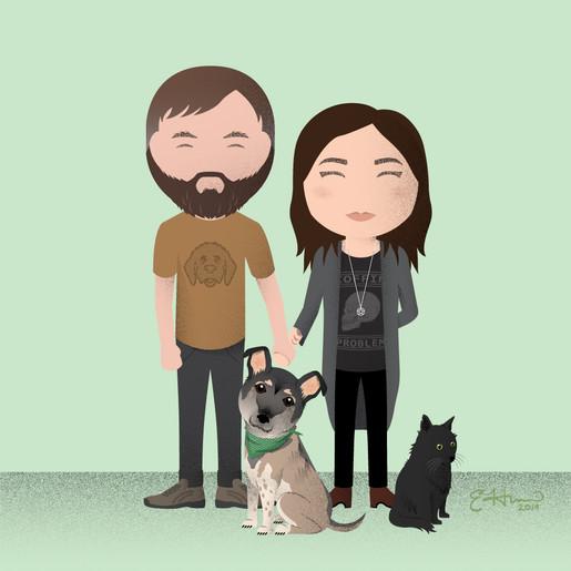 The Kuiper Family
