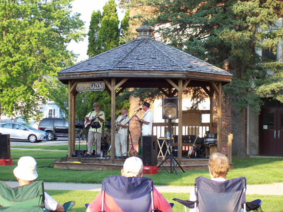 Gazebo Concert Series, Roscommon, MI