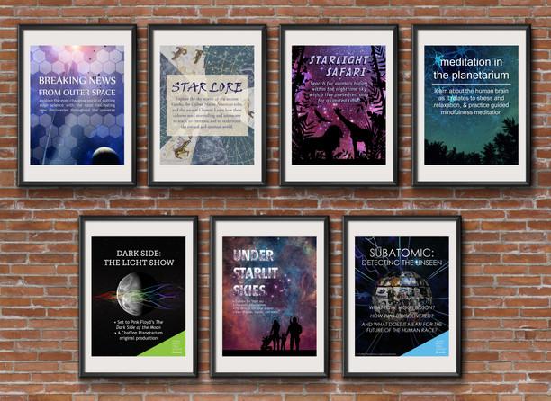 Planetarium Show Posters