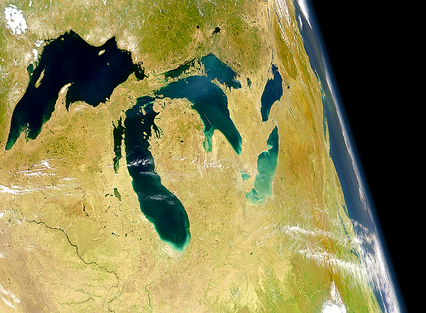 SeaWiFS_Image_of_Great_Lakes_from_Space.