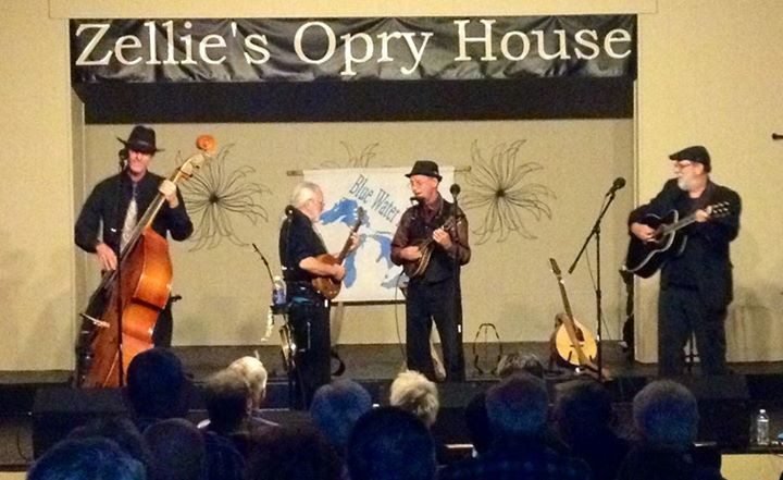 Zellie's Opry House, Howard City, MI