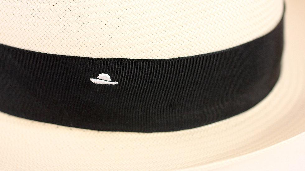 Luxury straw sun hat