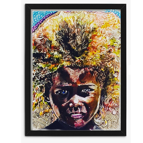 Child of FIRE -Print Only