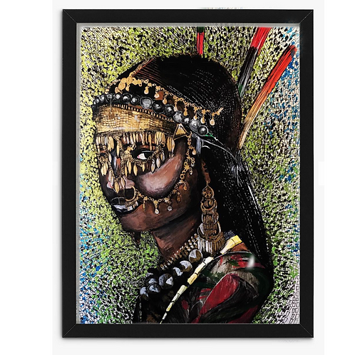 WatchingYou (Nomad) Print Only