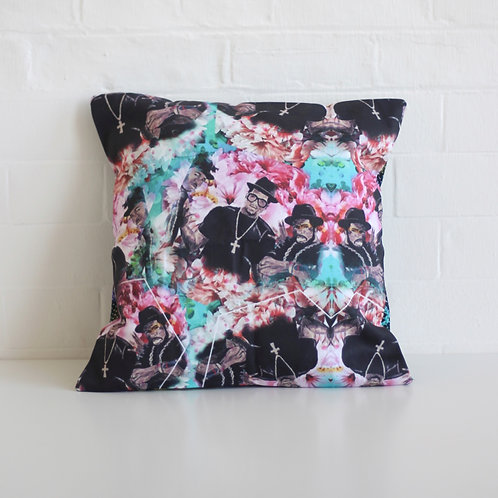 "Its Tricky - 16"" Lux Cushions"