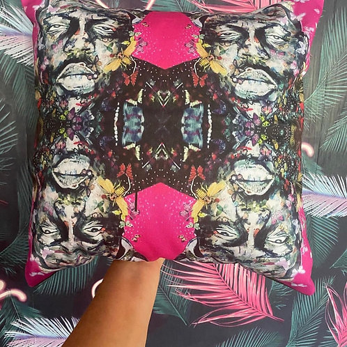 """It was all a dream 18-22"""" Lux Cushions"""