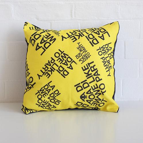 """La Di Da Di - 16"""" Lux Cushions"""