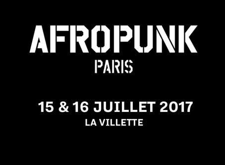 Afro Punk - PARIS
