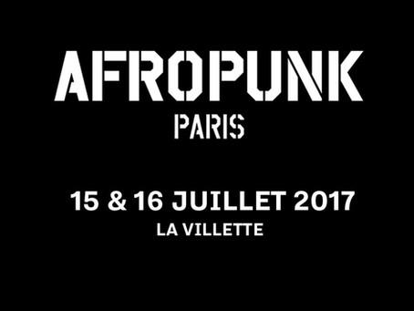 Afro Punk - PARIS