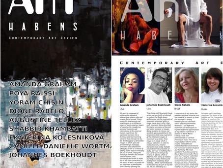 Art Habens Contemporary Art Review