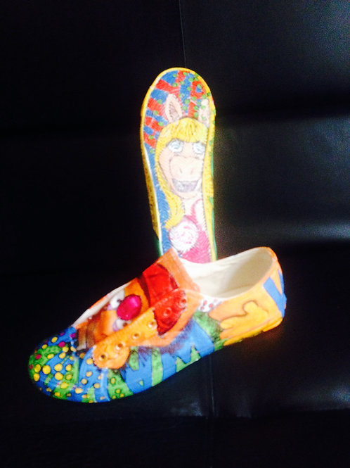 Bespoke/ The Rainbow Collection/ Size 9/Birthday