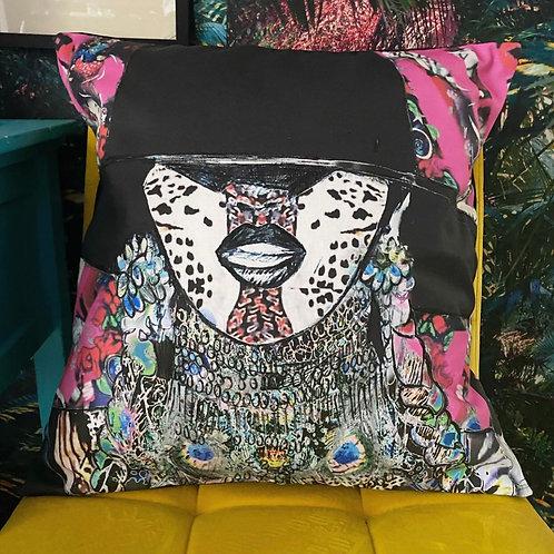 """Bey 18"""" Lux Cushion"""