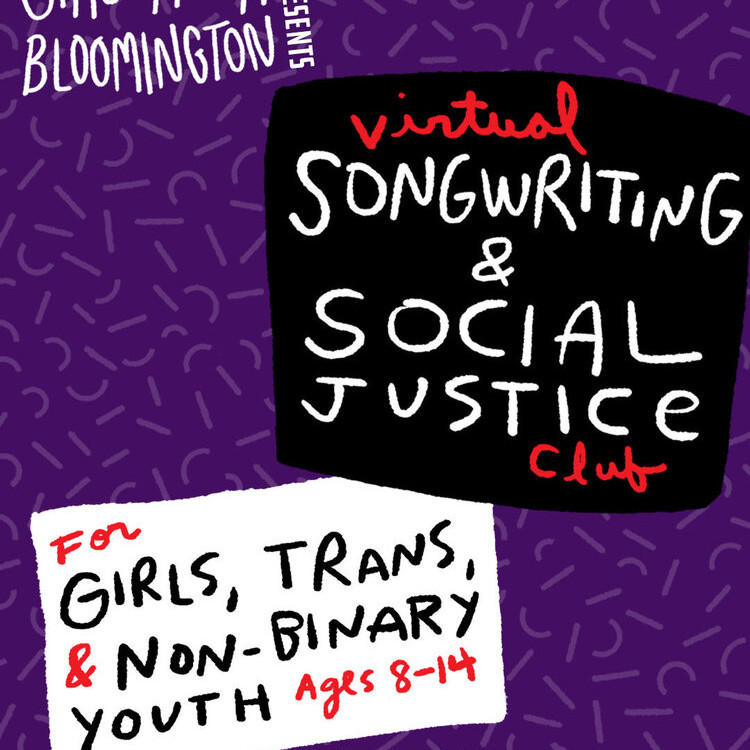 GRB Songwriting & Social Justice Club