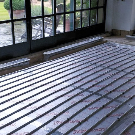 Thinking of getting Underfloor Heating - Truro Cornwall