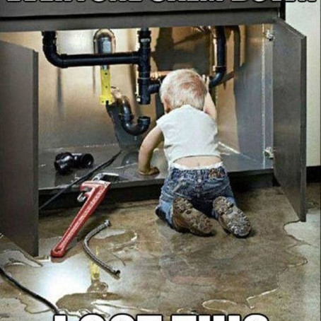 So you want to be a Plumbing and Heating Engineer?