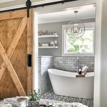 Are these the most beautiful bathrooms on Instagram?