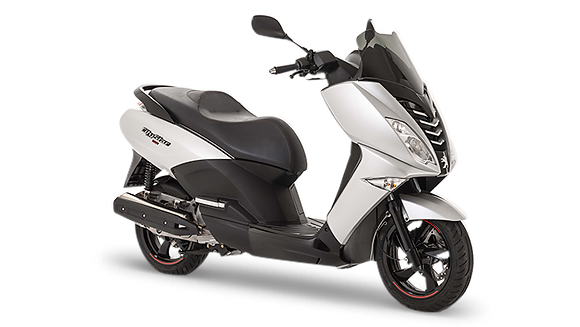 CITYSTAR 125i RS ABS Satin Technium