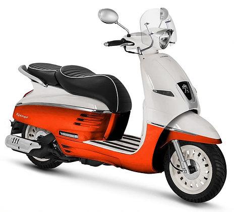 DJANGO 125i orange is new black