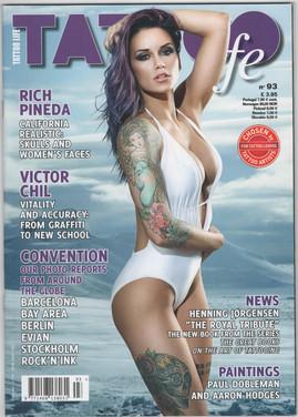 TATTOO LIFE ISSUE #93