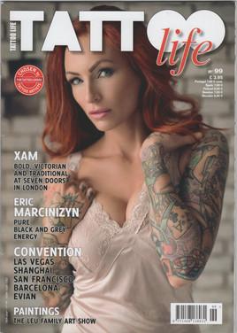 TATTOO LIFE ISSUE #99