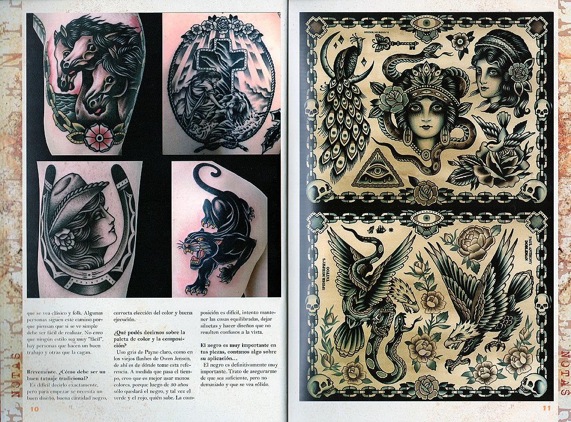 tattoomag#20page10-11EDITED