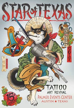 Star of Texas Tattoo Convention