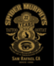 Spider Murphys Tattoo Parlour Logo